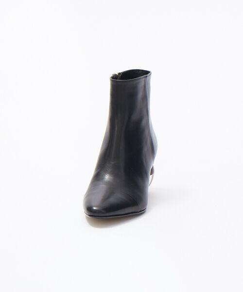 Au BANNISTER / オゥ バニスター ブーツ(ショート丈) | thyme/ボールヒールショートブーツ【予約】 | 詳細3