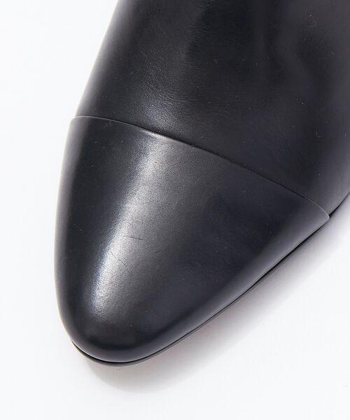 Au BANNISTER / オゥ バニスター ブーツ(ショート丈) | thyme/ボールヒールショートブーツ【予約】 | 詳細8
