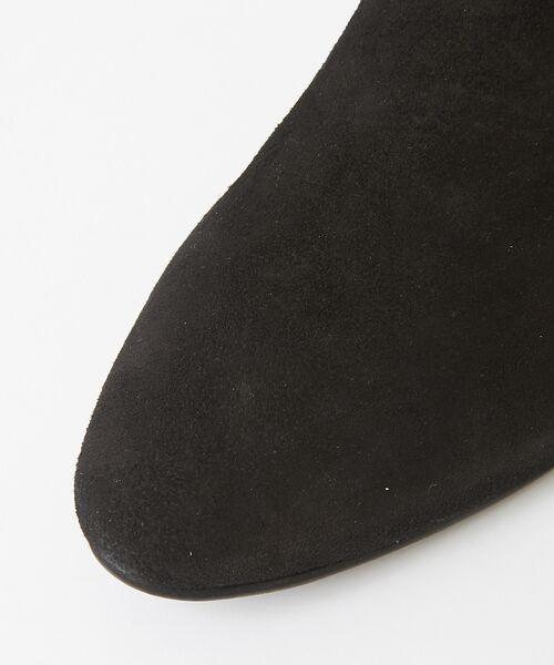 Au BANNISTER / オゥ バニスター ブーツ(ショート丈) | 【販売店舗限定】デザインヒール ショートブーツ | 詳細2