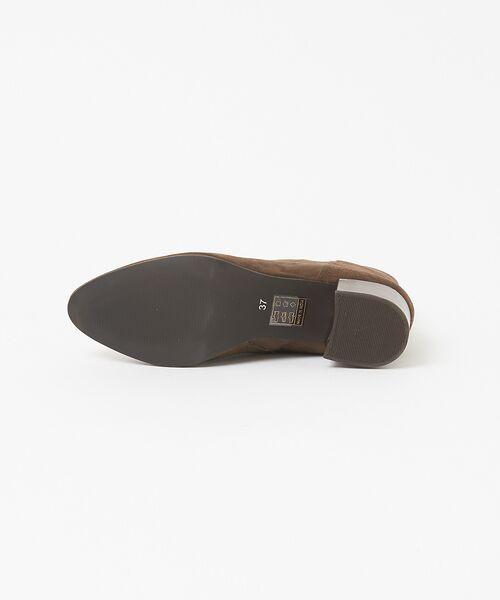 Au BANNISTER / オゥ バニスター ブーツ(ショート丈) | 【販売店舗限定】デザインヒール ショートブーツ | 詳細9