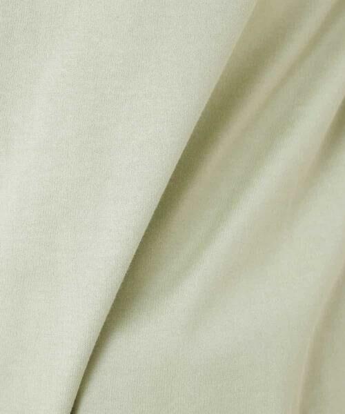 a.v.v / アー・ヴェ・ヴェ カットソー | 【抗菌/防臭】ラウンドヘムロングスリーブTシャツ | 詳細18