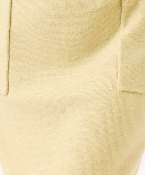 a.v.v / アー・ヴェ・ヴェ ロング・マキシ丈スカート | 【洗える/セットアップ対応】アウトシームナローニットスカート | 詳細12