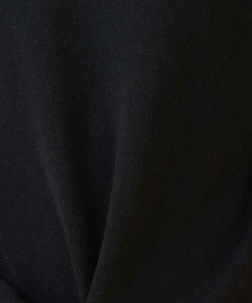a.v.v / アー・ヴェ・ヴェ ニット・セーター | 【吸湿発熱/洗濯機で洗える】ダブルフェイスモックネックニット | 詳細13