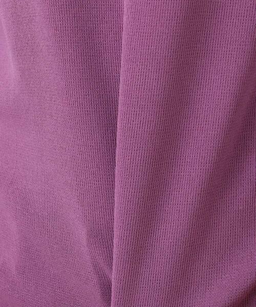 a.v.v / アー・ヴェ・ヴェ ニット・セーター | 【洗濯機で洗える/アンサンブル対応】クルーネックバナナスリーブニット | 詳細21