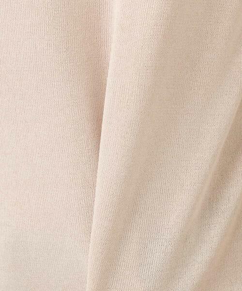 a.v.v / アー・ヴェ・ヴェ ニット・セーター | 【洗濯機で洗える/アンサンブル対応】クルーネックバナナスリーブニット | 詳細23