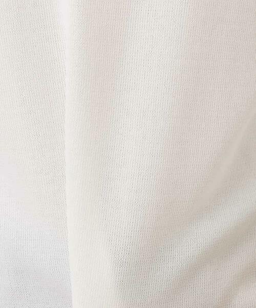 a.v.v / アー・ヴェ・ヴェ ニット・セーター | 【洗濯機で洗える/アンサンブル対応】クルーネックバナナスリーブニット | 詳細24