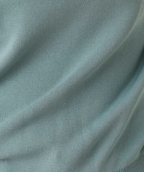 a.v.v / アー・ヴェ・ヴェ ニット・セーター | Vネックサマーニット | 詳細28