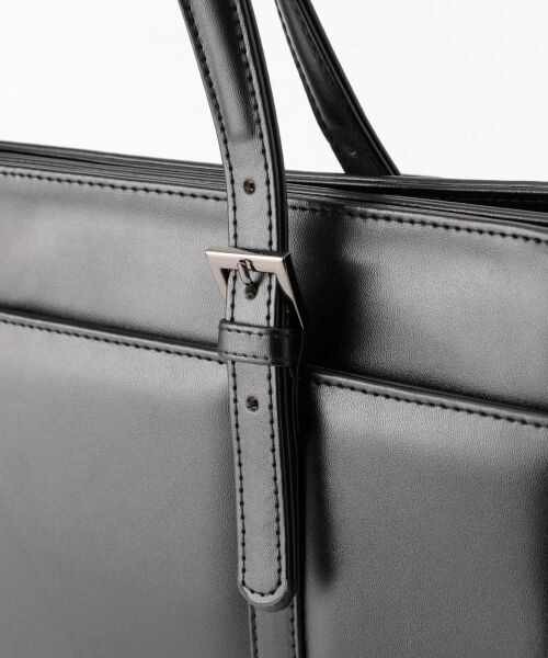 BAG selection / バッグ セレクション トートバッグ | 【A4サイズ対応】 リクルート トートバッグ | 詳細3