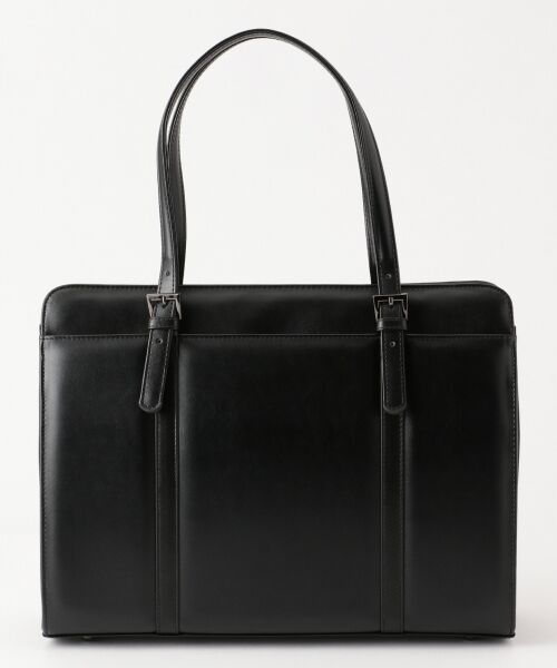 BAG selection / バッグ セレクション トートバッグ | 【A4サイズ対応】 リクルート トートバッグ(ブラック系)