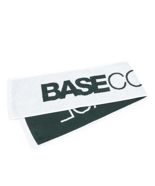 BASE STATION / ベースステーション タオル | BASECONTROL ブランドロゴ マフラータオル【WEB限定】(アイボリー(004))