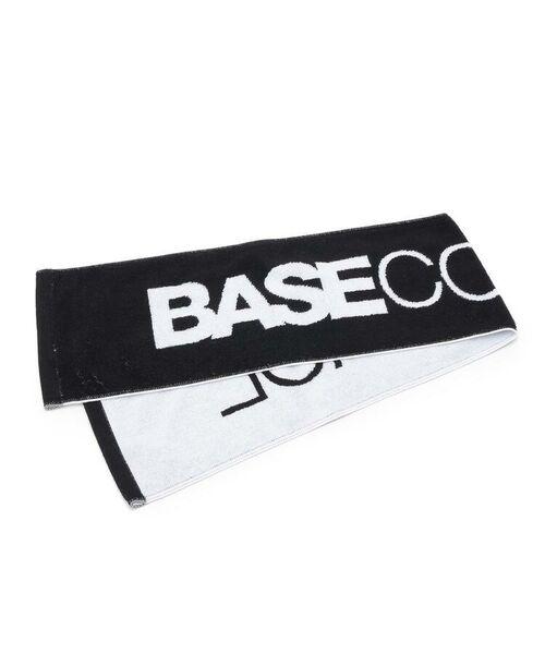 BASE STATION / ベースステーション タオル | BASECONTROL ブランドロゴ マフラータオル【WEB限定】(ブラック(019))