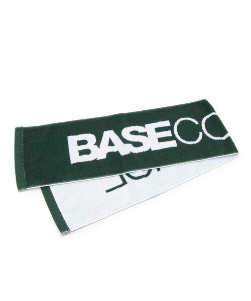BASE STATION / ベースステーション タオル | BASECONTROL ブランドロゴ マフラータオル【WEB限定】(ダークグリーン(023))