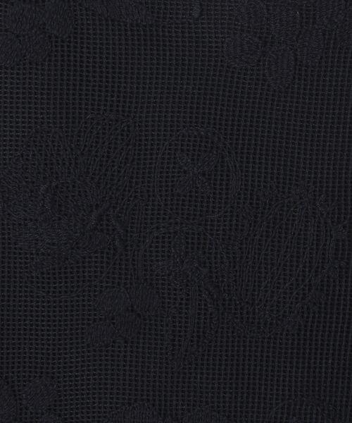 BEARDSLEY / ビアズリー ニット・セーター | 敦賀刺繍コンビフレンチニット | 詳細5