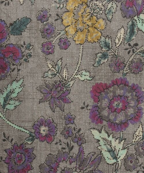 BEARDSLEY / ビアズリー シャツ・ブラウス | 花プリントブラウス | 詳細14