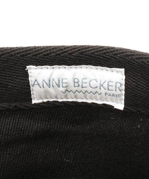 BEARDSLEY / ビアズリー トートバッグ   《ANNNE BECKER / アンヌベッカー》小トートバッグ   詳細1