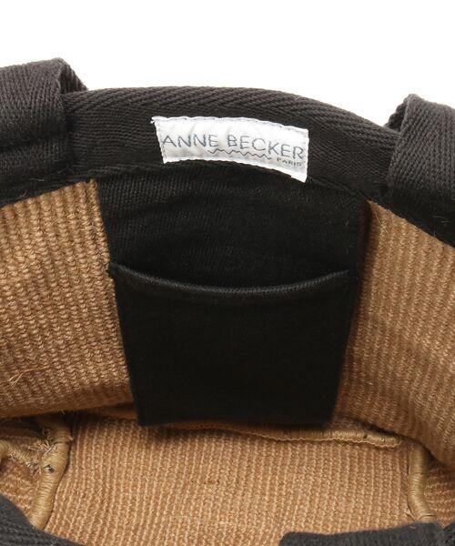 BEARDSLEY / ビアズリー トートバッグ | 《ANNNE BECKER / アンヌベッカー》小トートバッグ | 詳細6