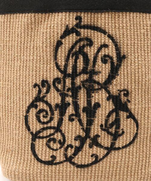 BEARDSLEY / ビアズリー トートバッグ | 《ANNNE BECKER / アンヌベッカー》小トートバッグ | 詳細8