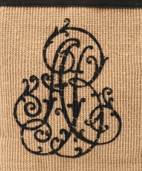 BEARDSLEY / ビアズリー トートバッグ | 《ANNNE BECKER / アンヌベッカー》大トートバッグ | 詳細8