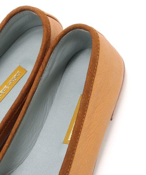 BEARDSLEY / ビアズリー ブーツ(ロング丈) | 《MEHER KAKALIA / ミハエル カカリア》フラットシューズ | 詳細5