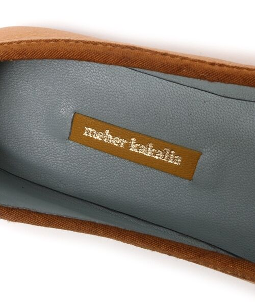 BEARDSLEY / ビアズリー ブーツ(ロング丈) | 《MEHER KAKALIA / ミハエル カカリア》フラットシューズ | 詳細7