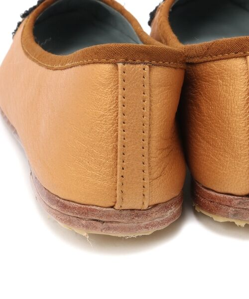 BEARDSLEY / ビアズリー ブーツ(ロング丈) | 《MEHER KAKALIA / ミハエル カカリア》フラットシューズ | 詳細8
