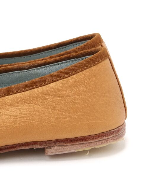 BEARDSLEY / ビアズリー ブーツ(ロング丈) | 《MEHER KAKALIA / ミハエル カカリア》フラットシューズ | 詳細9