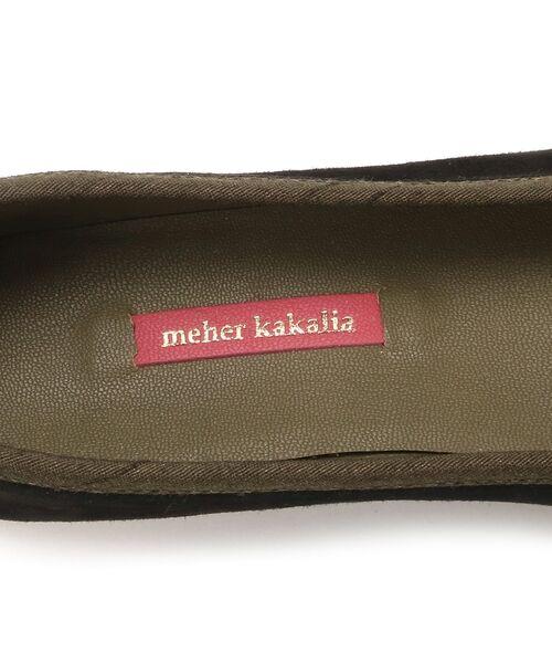 BEARDSLEY / ビアズリー ブーツ(ロング丈) | 《MEHER KAKALIA / ミハエル カカリア》フラットシューズ | 詳細12
