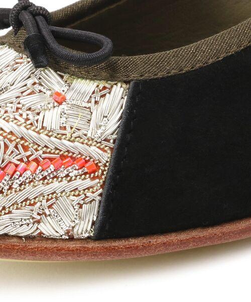 BEARDSLEY / ビアズリー ブーツ(ロング丈) | 《MEHER KAKALIA / ミハエル カカリア》フラットシューズ | 詳細13