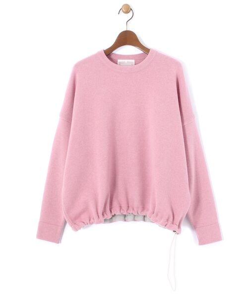 BEARDSLEY / ビアズリー ニット・セーター | 裾ドロストニット | 詳細2