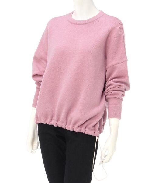 BEARDSLEY / ビアズリー ニット・セーター | 裾ドロストニット | 詳細11