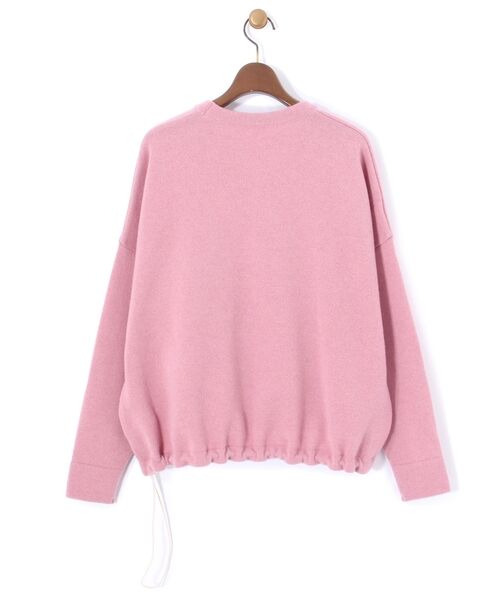 BEARDSLEY / ビアズリー ニット・セーター | 裾ドロストニット | 詳細3