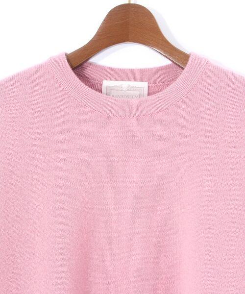 BEARDSLEY / ビアズリー ニット・セーター | 裾ドロストニット | 詳細4