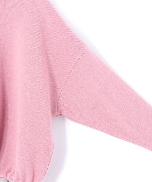BEARDSLEY / ビアズリー ニット・セーター | 裾ドロストニット | 詳細9