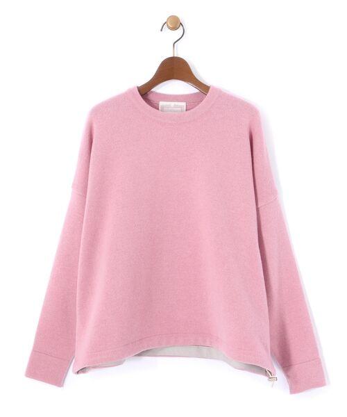 BEARDSLEY / ビアズリー ニット・セーター | 裾ドロストニット | 詳細10