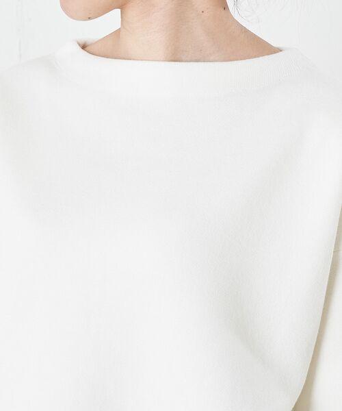 BEARDSLEY / ビアズリー ニット・セーター | スムースシンプルニット | 詳細7