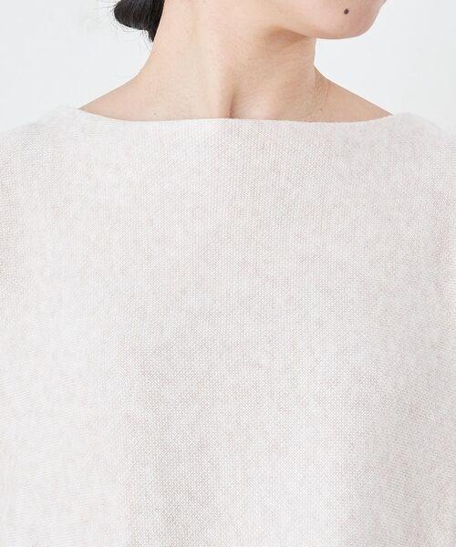 BEARDSLEY / ビアズリー ニット・セーター | ギザギザニット | 詳細8