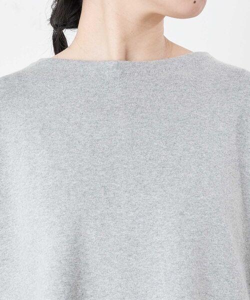 BEARDSLEY / ビアズリー ニット・セーター | 裾レースタンクニット | 詳細8