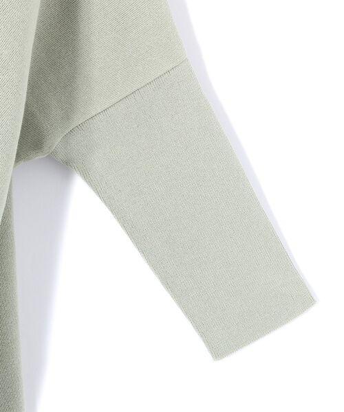 BEARDSLEY / ビアズリー ニット・セーター | Vシンプルプルオーバーニット | 詳細4