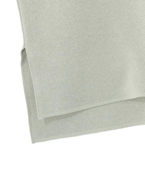 BEARDSLEY / ビアズリー ニット・セーター | Vシンプルプルオーバーニット | 詳細5