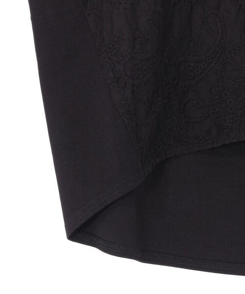 BEARDSLEY / ビアズリー カットソー | フロント刺繍カットソー | 詳細23