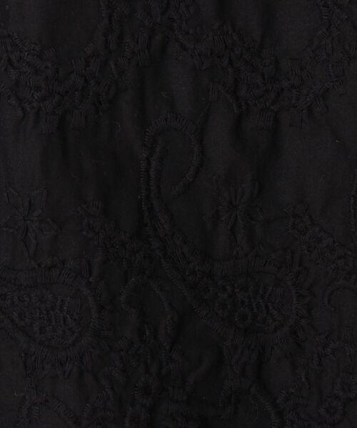 BEARDSLEY / ビアズリー カットソー | フロント刺繍カットソー | 詳細24