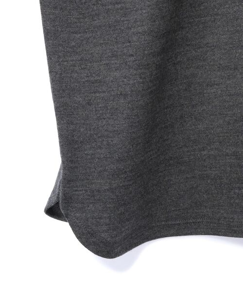 BEARDSLEY / ビアズリー カットソー | モヘア刺繍プルオーバーカットソー | 詳細27