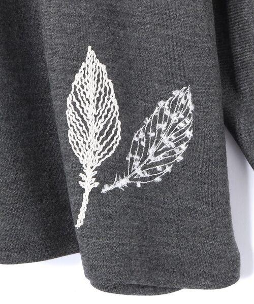 BEARDSLEY / ビアズリー カットソー   モヘア刺繍プルオーバーカットソー   詳細30