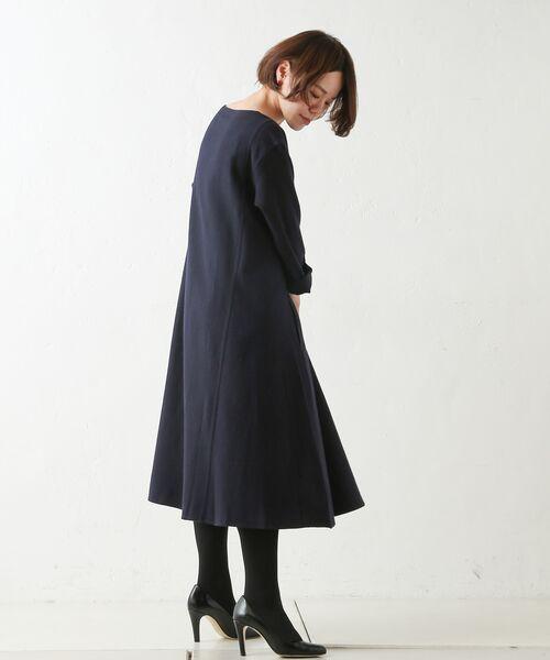 BEARDSLEY / ビアズリー ロング・マキシ丈ワンピース | テントワンピース | 詳細2