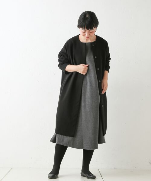 BEARDSLEY / ビアズリー ロング・マキシ丈ワンピース | テントワンピース | 詳細18