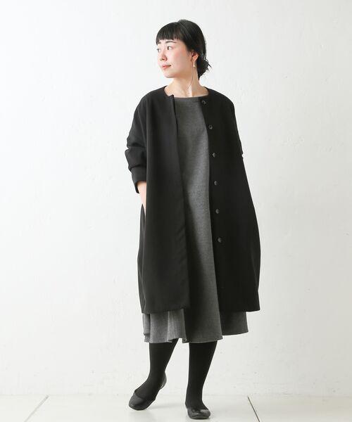 BEARDSLEY / ビアズリー ロング・マキシ丈ワンピース | テントワンピース | 詳細20