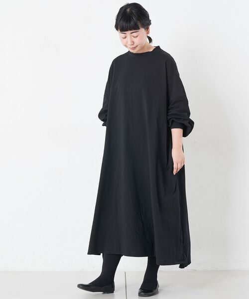 BEARDSLEY / ビアズリー ロング・マキシ丈ワンピース | BIGTシャツワンピース | 詳細12