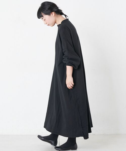 BEARDSLEY / ビアズリー ロング・マキシ丈ワンピース | BIGTシャツワンピース | 詳細13