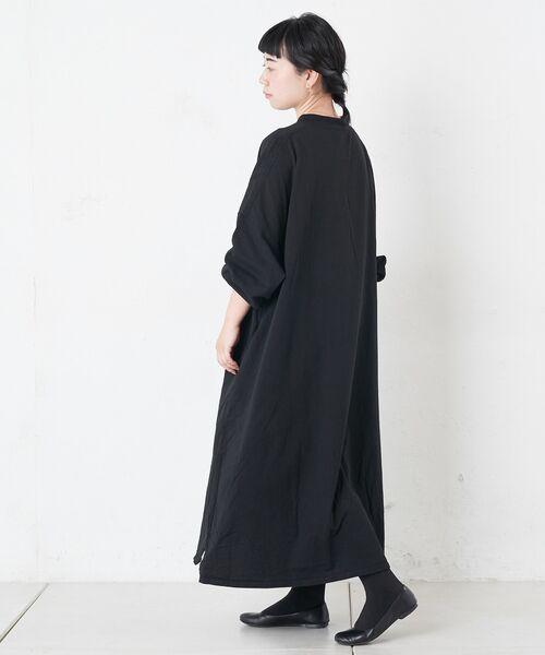 BEARDSLEY / ビアズリー ロング・マキシ丈ワンピース | BIGTシャツワンピース | 詳細14