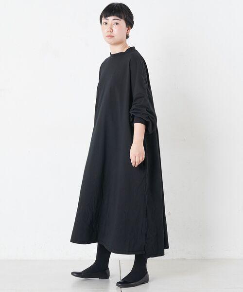 BEARDSLEY / ビアズリー ロング・マキシ丈ワンピース | BIGTシャツワンピース | 詳細15
